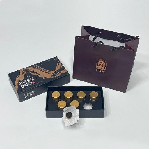고려홍삼 침향환 선물세트