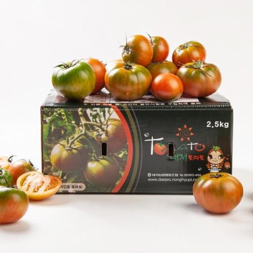 [가정의달 할인] 대저농협 인증 짭짤이토마토 2.5kg